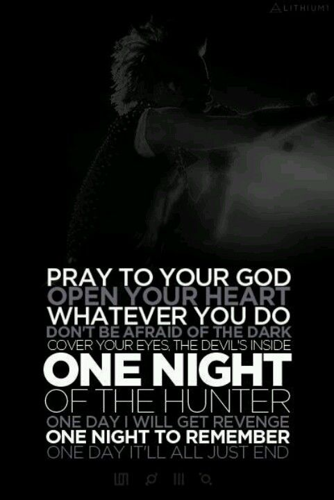 Playlist // Night of the Hunter // 30 Seconds to Mars | [ME3/XC2