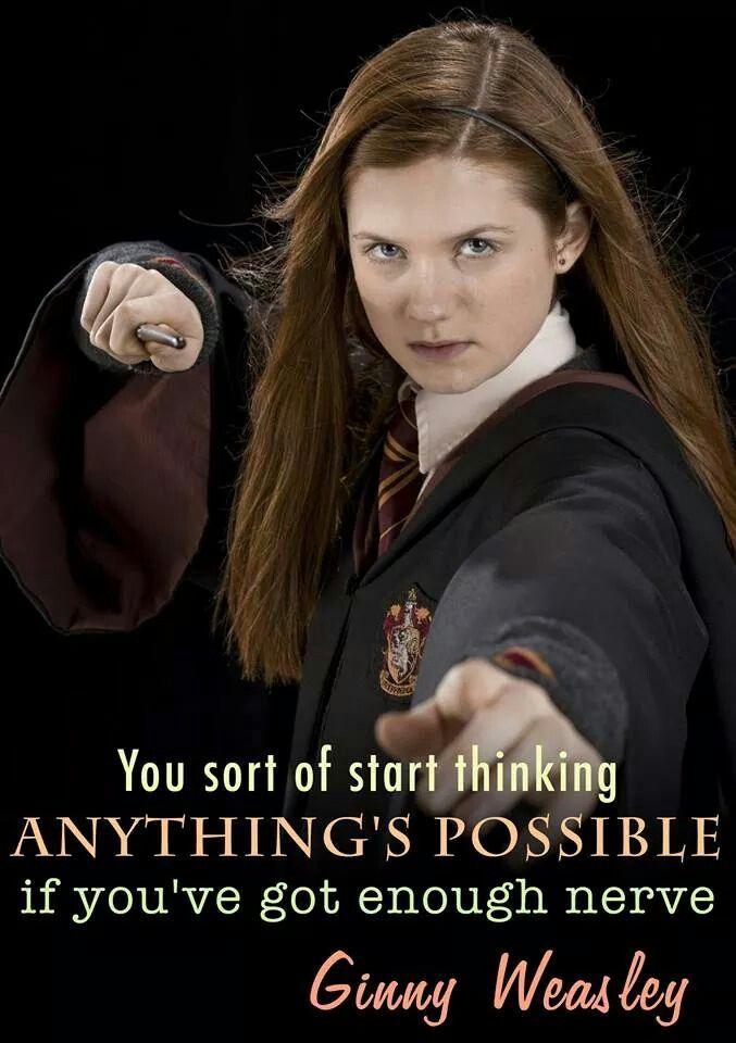 Go Ginny!