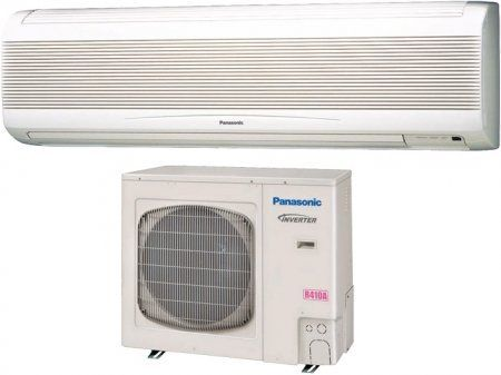 26pek1u6 Wall Mounted Mini Split Heat Pumps With Microprocessor Controlled Operation Wireless By Panasonic 2740 41 P Heating Systems Heat Pump Home Kitchens