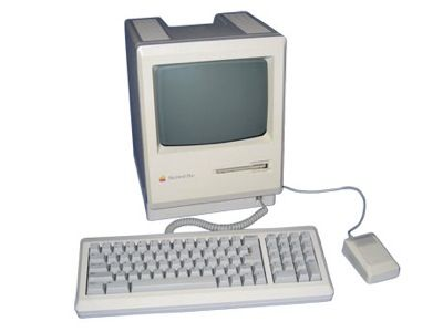 Macintosh Plus Retro Computers Vintage Candy Apple Vintage