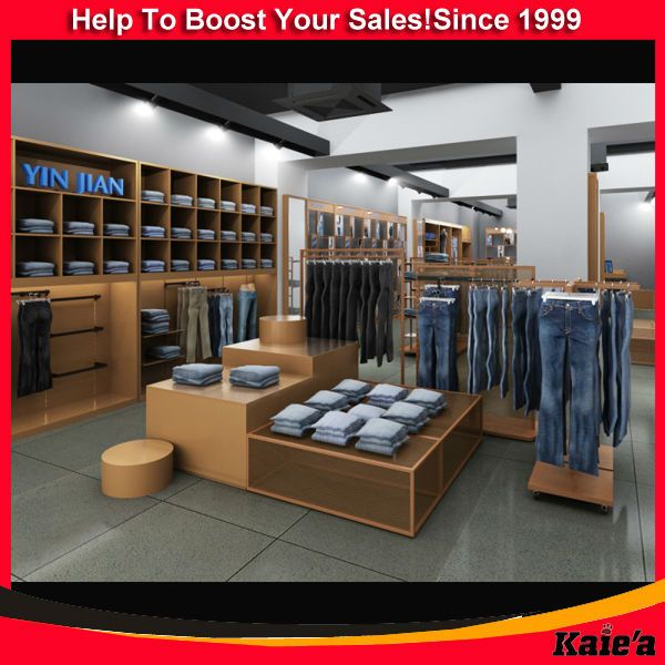 Furniture For Clothing Store/retail Clothing Store