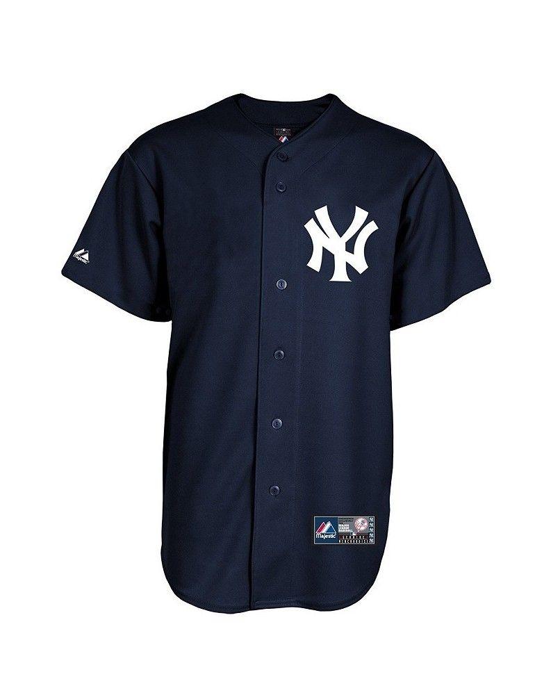 2ad05451ab Camiseta Beisbol New York YANKEES MLB Majestic Marino en 2019 ...
