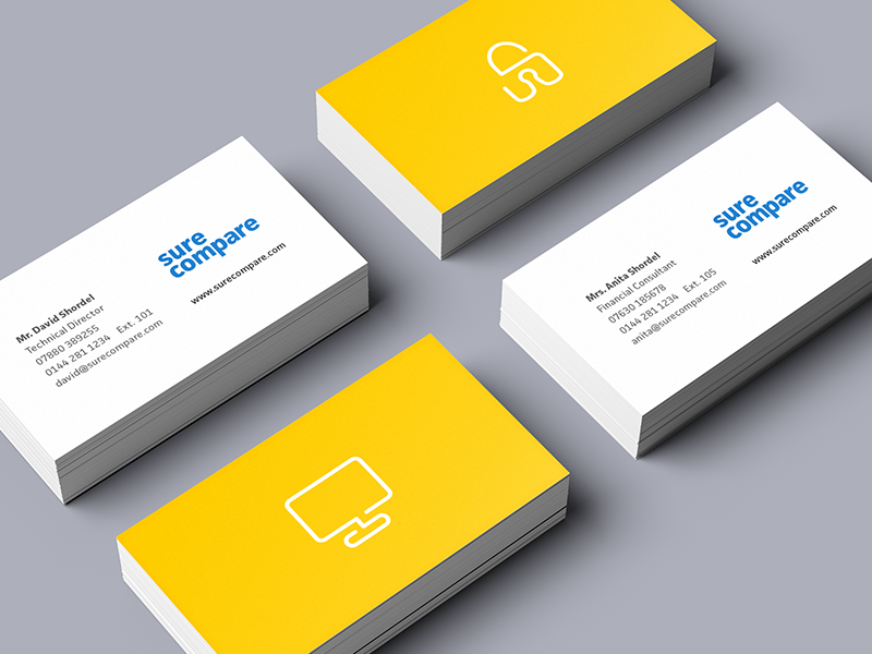Continuous Line Icons - Business Cards | Business cards, Icons and ...