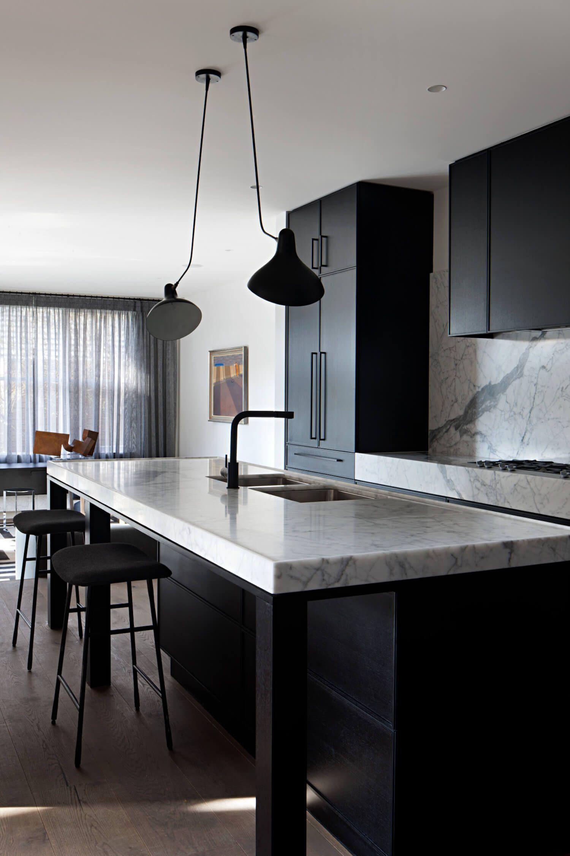 Pin By Coastal Home Decor On Casa Remod Modern Kitchen Interiors Interior Design Kitchen Modern Kitchen Design
