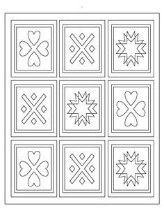 The Rag Coat Quilt Patterns Coloring Page On Crayola Five In A Pattern Coloring Pages Coloring Pages Preschool Coloring Pages