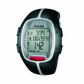 27b4b4964565 Polar RS300X Heart Rate Monitor Watch (Black)  108