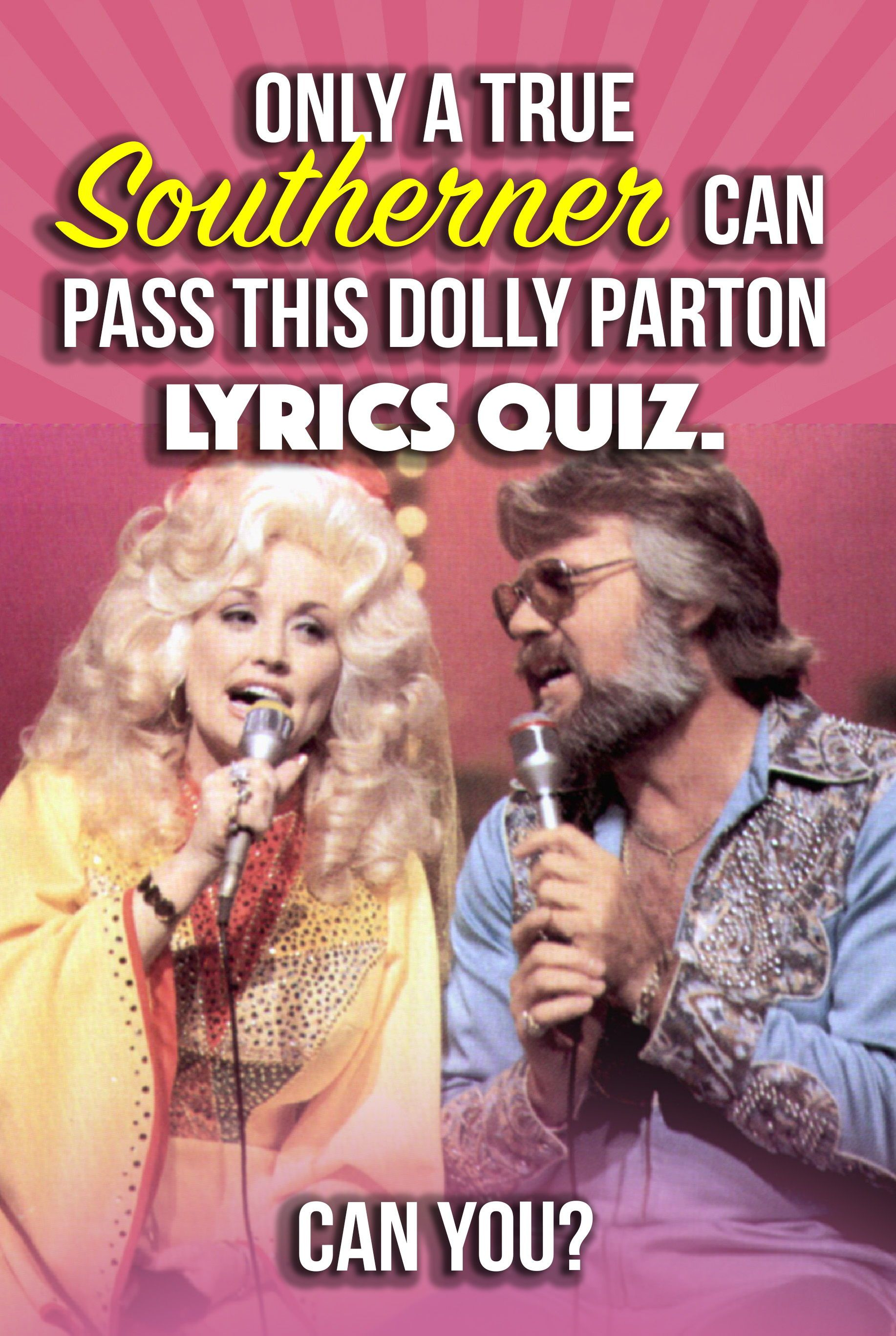 Quiz Only The Biggest Dolly Parton Fans Can Ace This