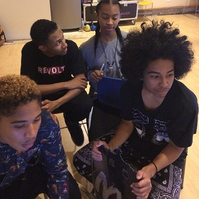 Chat With Ray Ray From Mindless Behavior