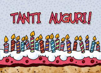 Tanti Auguri Italian Birthday Card 379621 Happy Birthday Brother Funny Happy Birthday Meme Birthday Cake Quotes