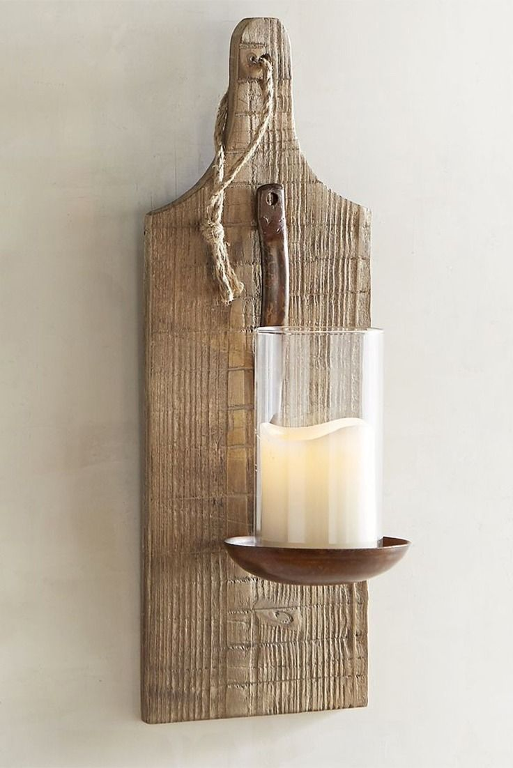 Sometimes farmhouse living requires getting creative by ...