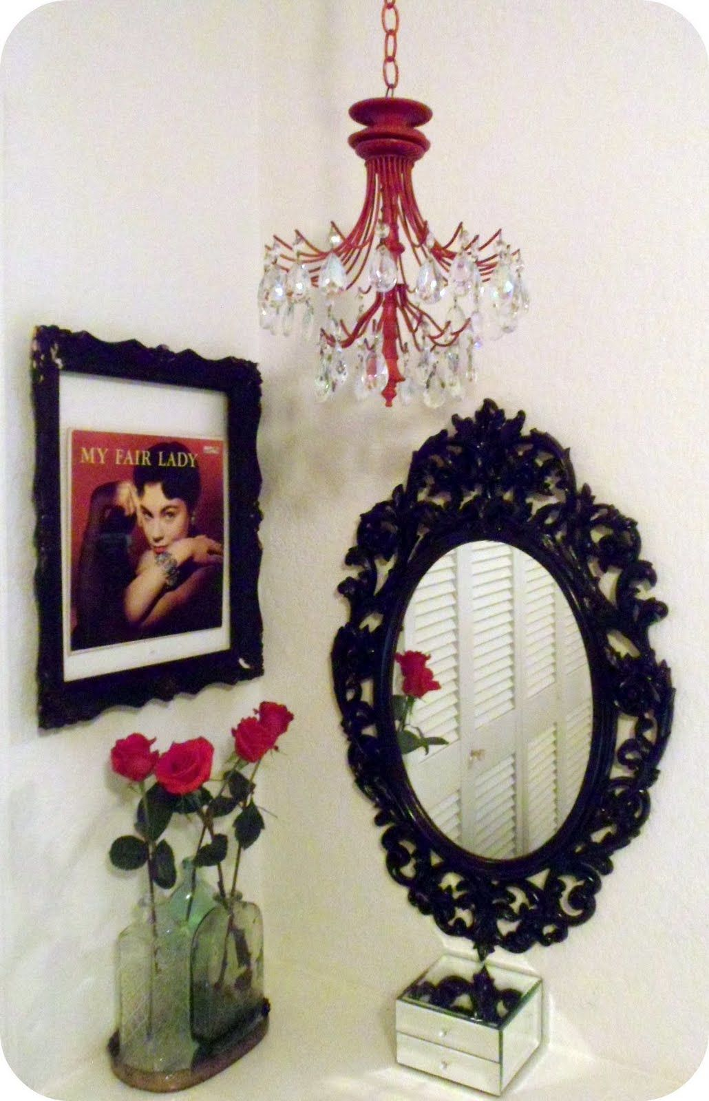 Mirror Spray Paint Revamp | Thrift items to look for | Pinterest ...