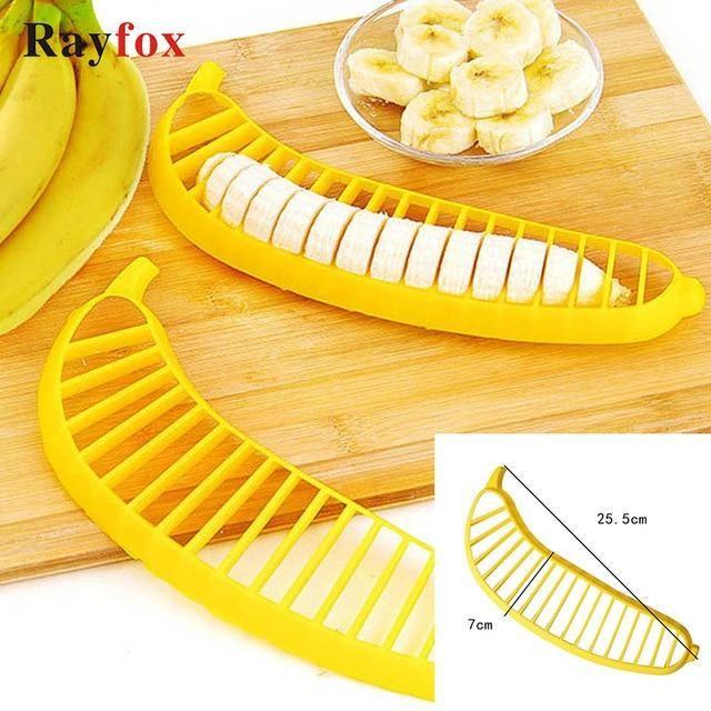 Kitchen Gadgets - 1PC Banana Cutter