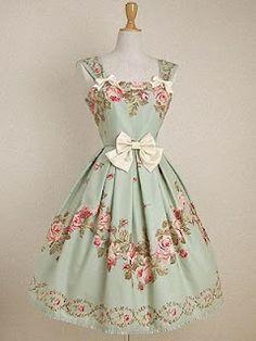 50s vintage clothes