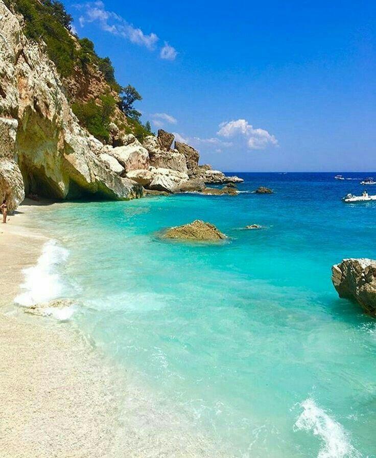 Le piscine di venere golfo di Orosei Sardegna Sardegna