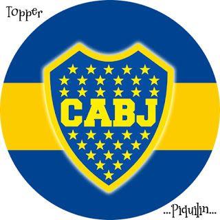 the latest 99c8f cea53 Kit Imprimible GRATIS Boca Juniors | birthday | Cumpleaños ...