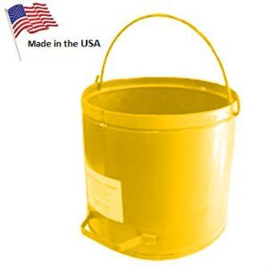 Acro 75000 Heavy Duty Carry Bucket 5gal Yellow Building Systems Roofing Roofing Equipment