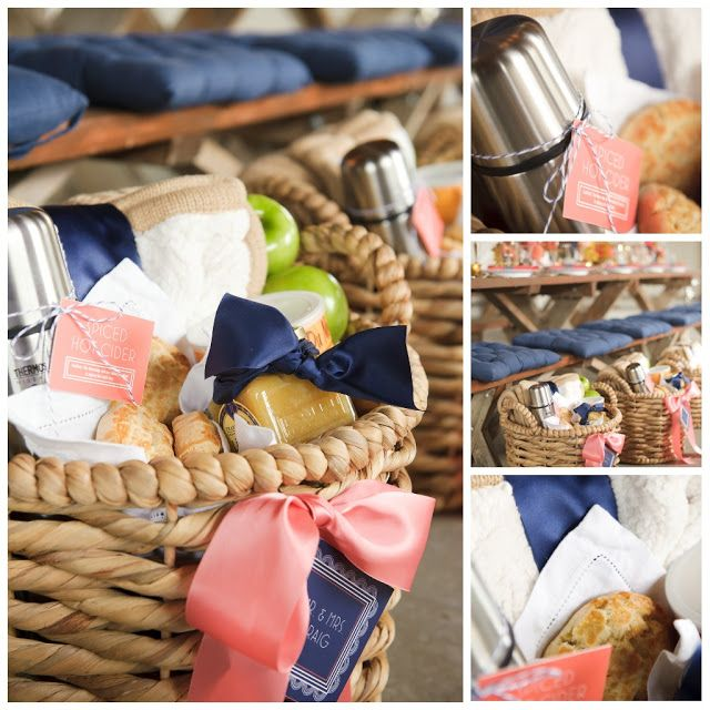 Gift Basket For Bride And Groom Wedding Night: Lazy Sunday Morning Gift Basket With Items For A Morning