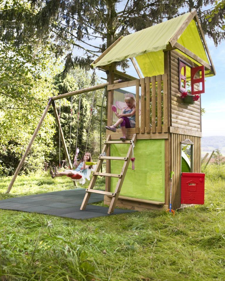 pingl par v ronique sur lo c en 2019 aire de jeux bois. Black Bedroom Furniture Sets. Home Design Ideas