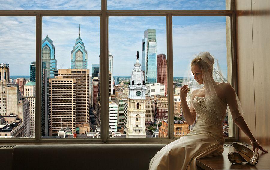 Mike And Lauren S Wedding Loews 33rd Floor July 2017 Philadelphia Venues Hotels
