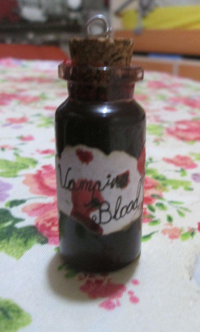vampire blood by gate4inferno