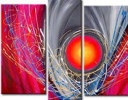 Cuadros Abstractos Modernos Decorativos Tripticos Dipticos Google Search Cuadros Modernos Pintura Oleo Abstracto Arte Abstracto Sobre Lienzo