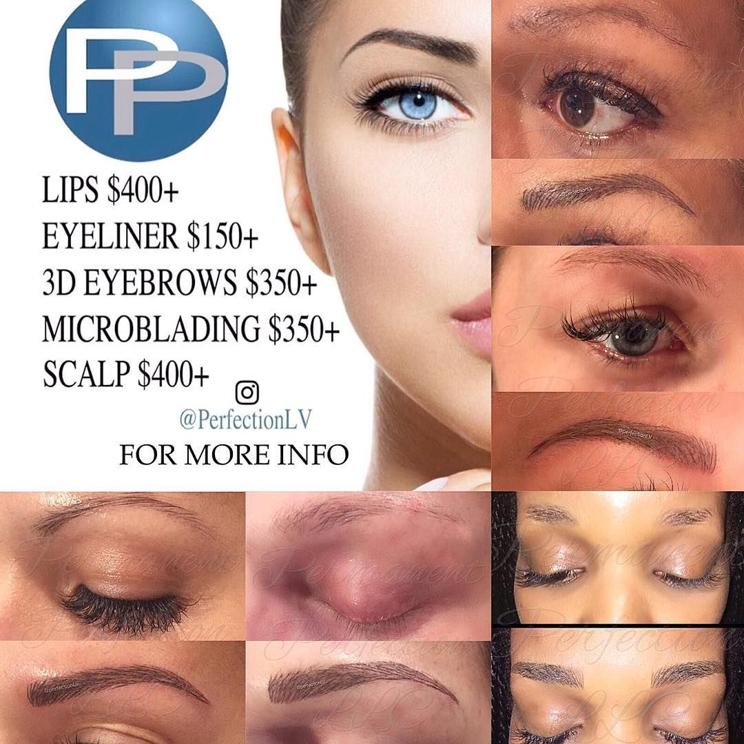 Ladies Go Get Your Eyebrows Right For The Summer By Las Vegas Most