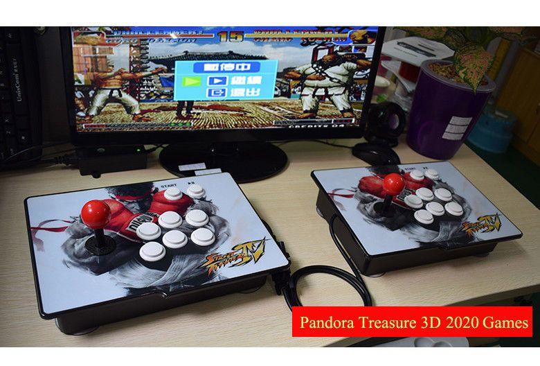 pandora arcade 3d