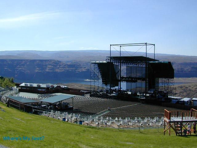 Home Where S My Seat The Gorge Amphitheater Amphitheater Most Beautiful Places