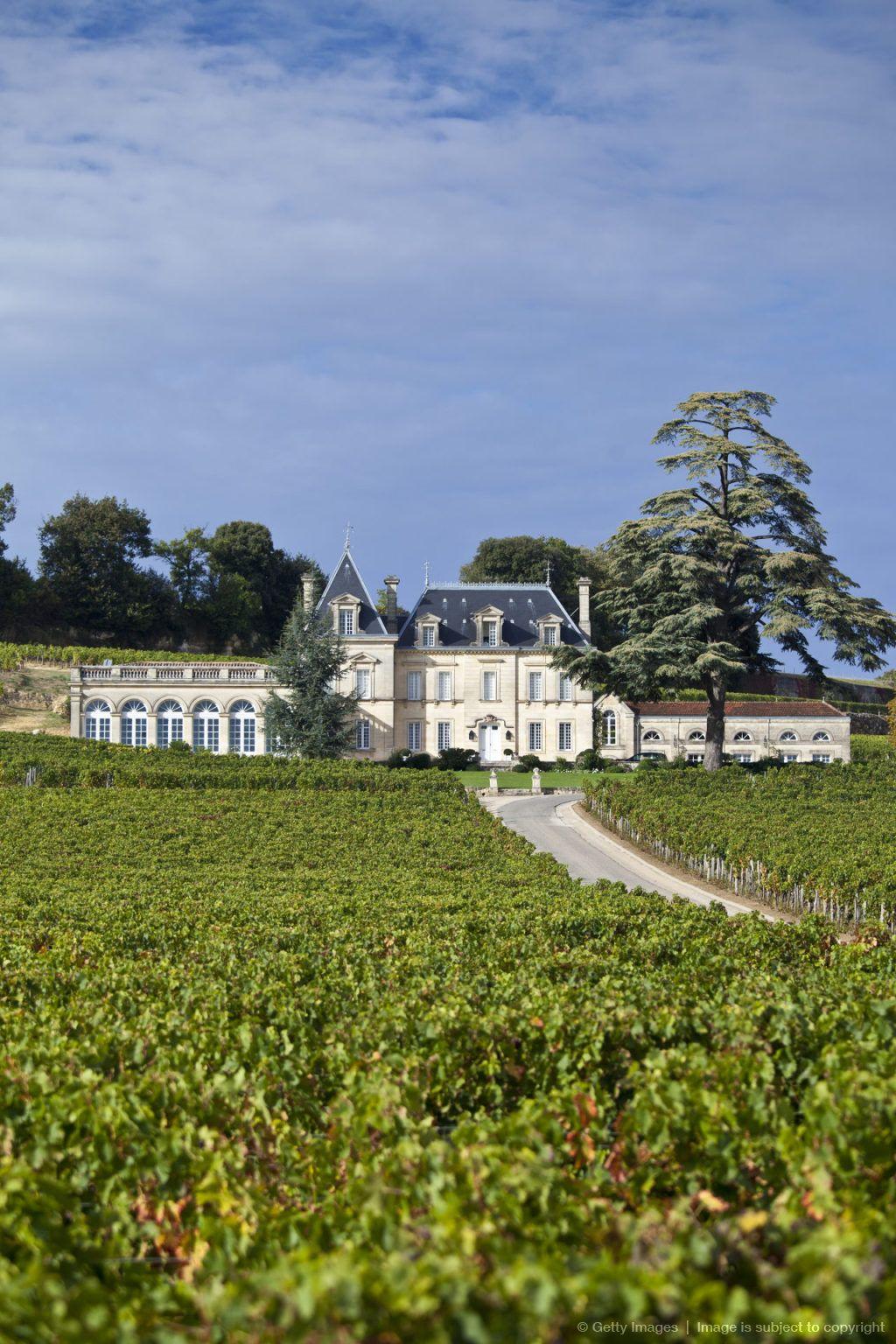 Château Fonplegade ~ Bordeaux ~ France
