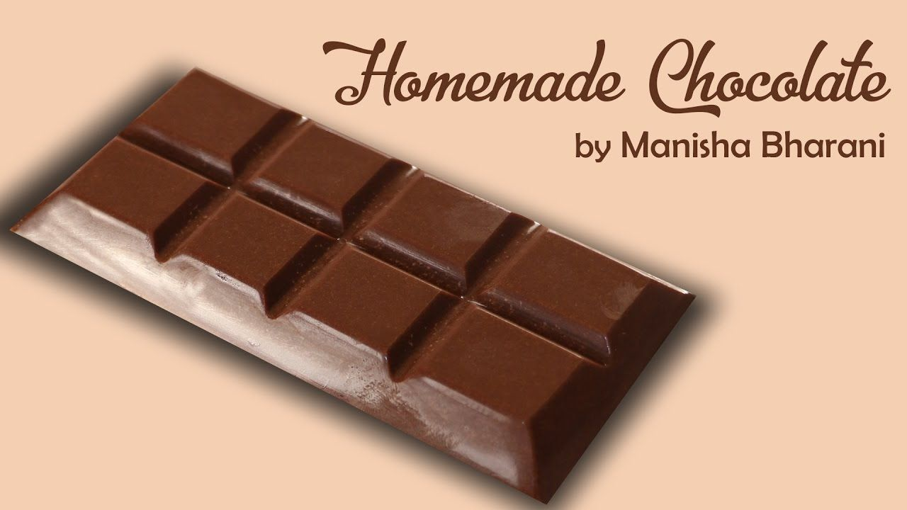 How To Make Chocolate At Home Easy Homemade Milk Chocolate Recipe Ch Homemade Milk Chocolate Milk Chocolate Recipes Chocolate