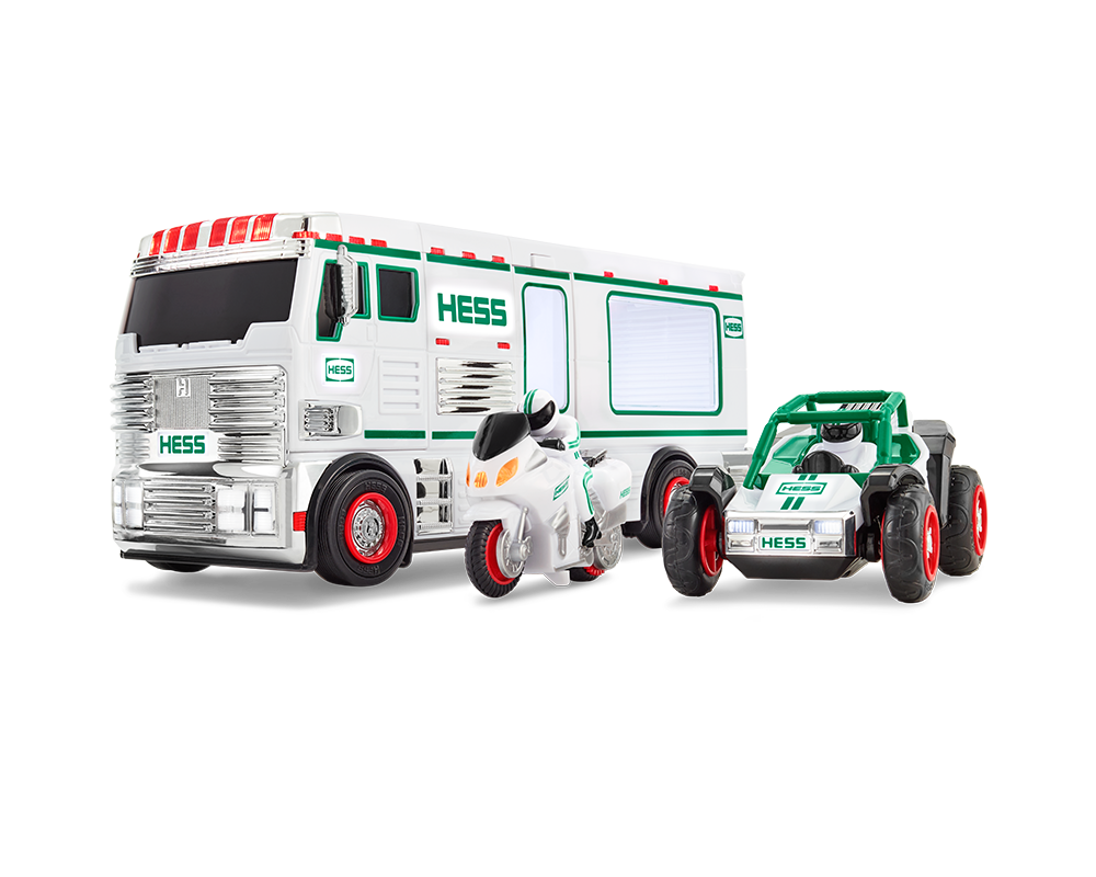 2018 Hess Rv With Atv And Motorbike Hess Toy Truck Hess Toy Trucks Toy Trucks Truck Gifts