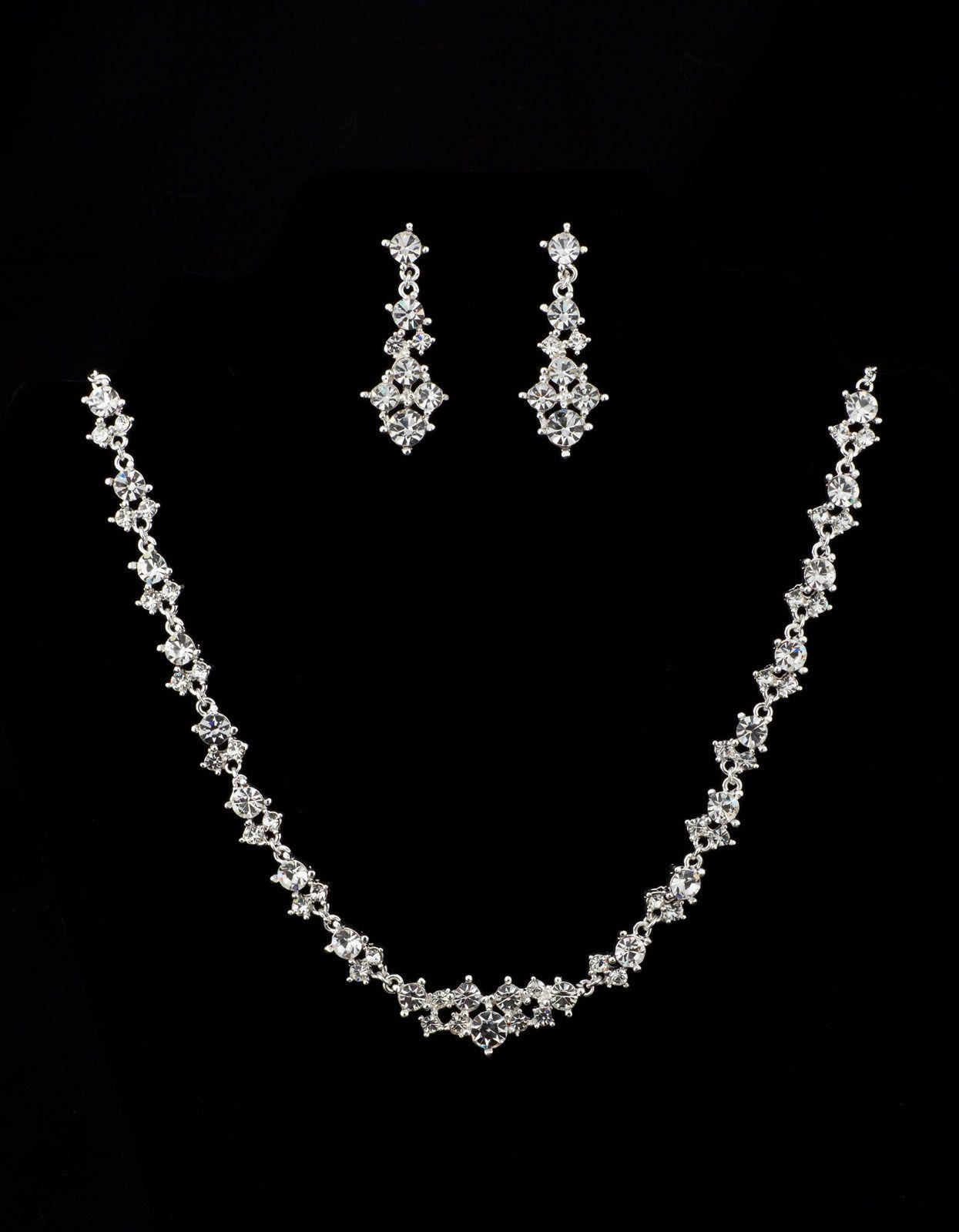 Bridal classics necklace sets mj 259 - Mj 28 Bridal Classics
