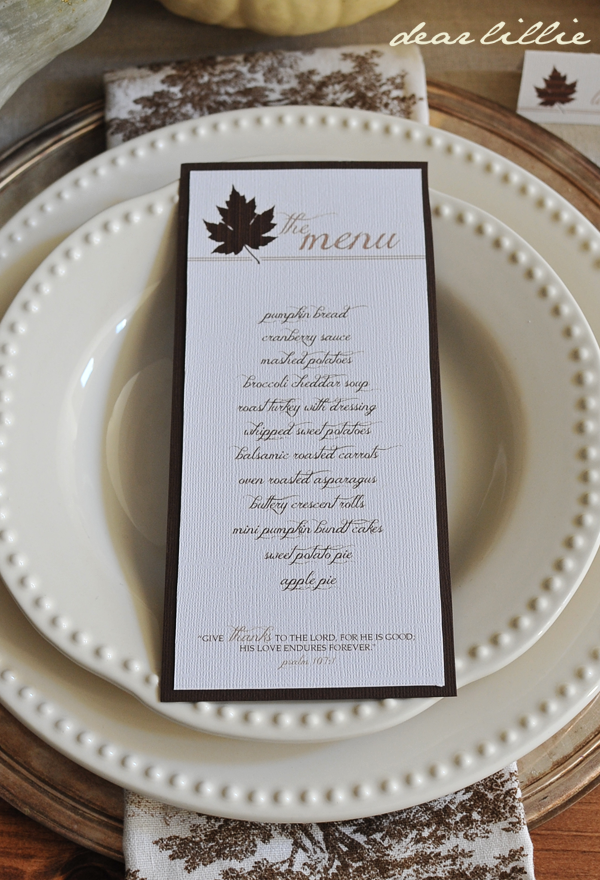 pdf file includes maple leaf menu cards maple leaf menu cards with verse maple leaf food labels maple leaf placecards maple leaves template to