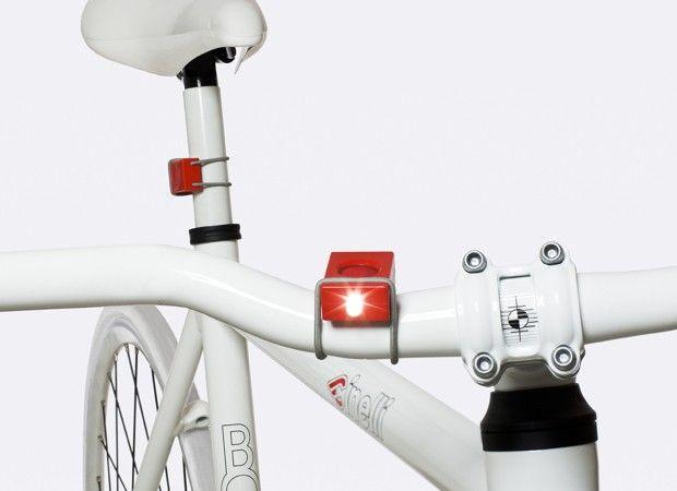 Light Up Your Bike! Bookman Lights  20 € #charlesandmarie