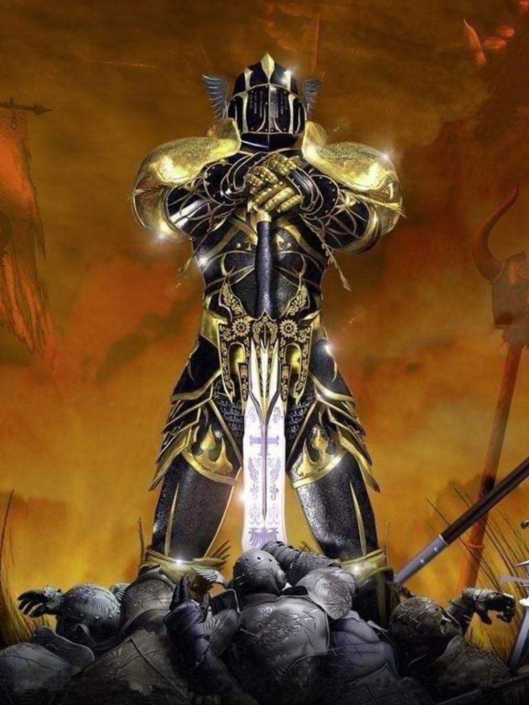 Warrior King | Warrior...