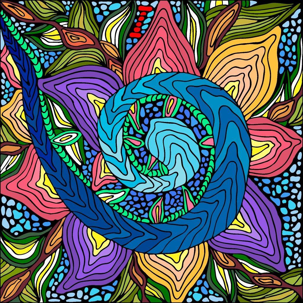 colores xd | Раскраски, Узоры и Спирали