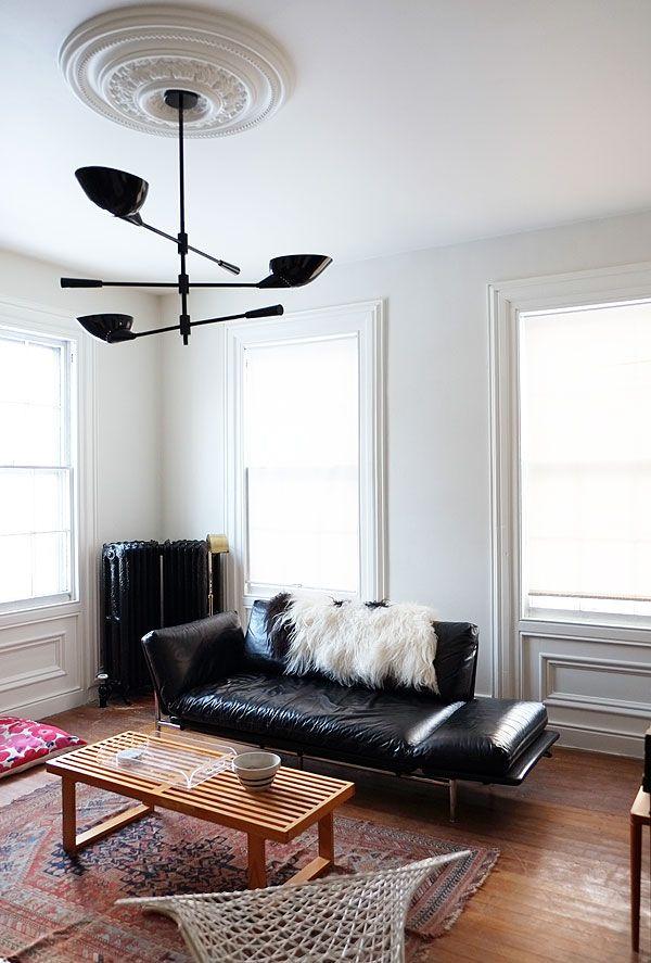 daniel kanter living room Wohnzimmer einrichten skandinavisch - Wohnzimmer Einrichten Grau