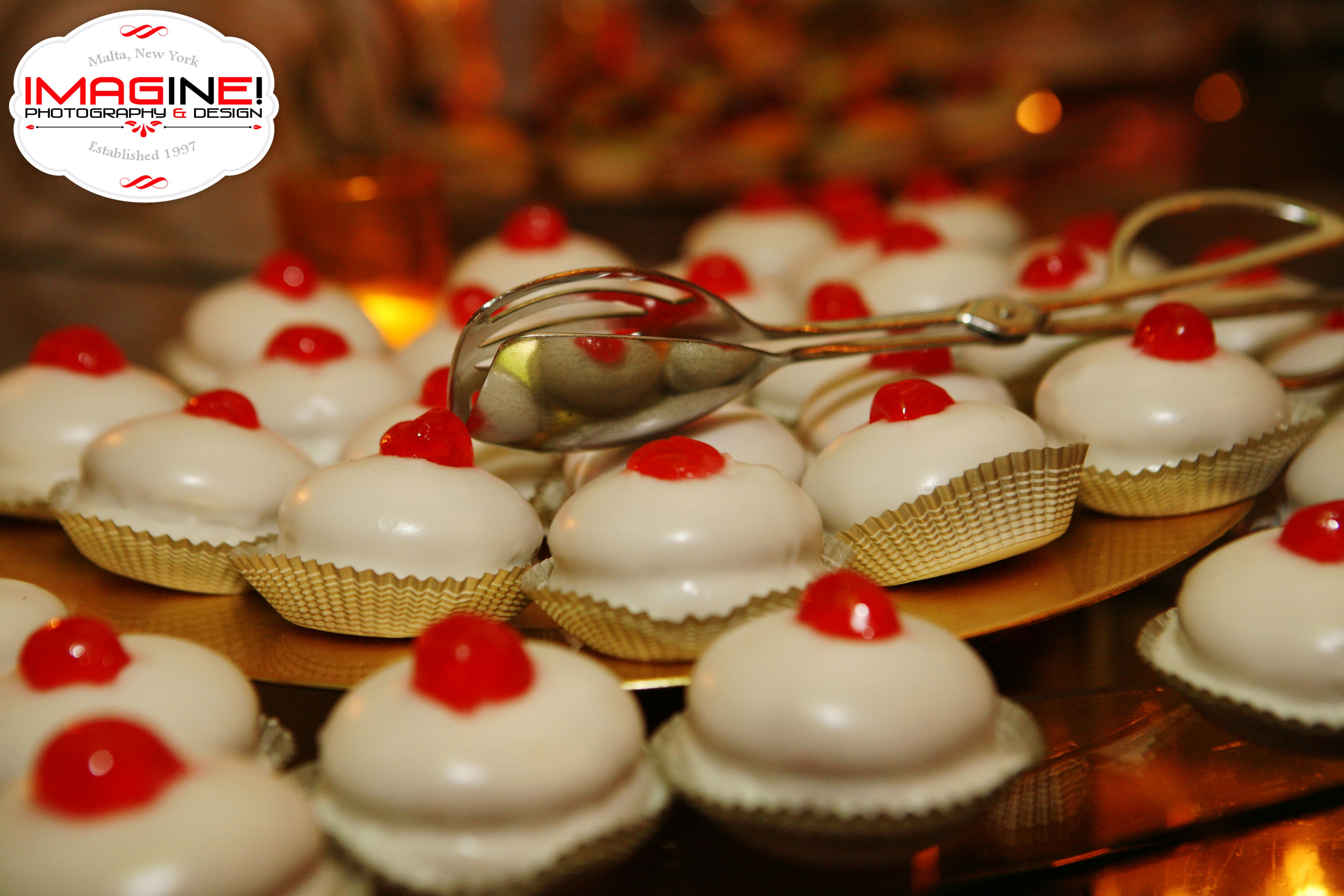 Classic mini desserts created Mazzone Hospitality are so ...