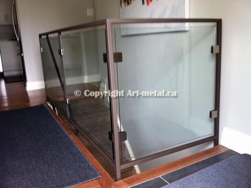 Indoor Glass Railing Systems   Google Search
