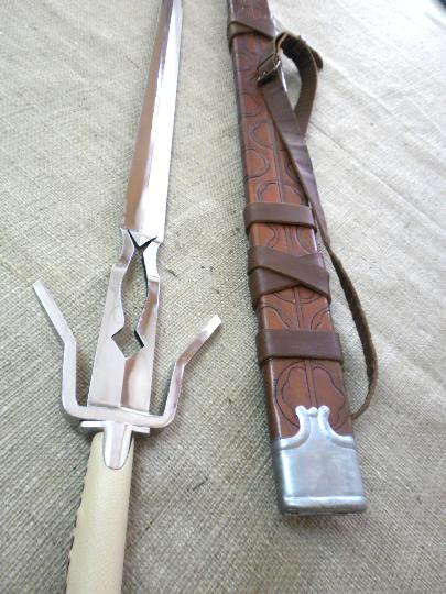 Our cosplay craft ciri sword and scabbard ciri witcher 3 the our cosplay craft ciri sword and scabbard ciri witcher 3 the witcher cosplay solutioingenieria Gallery