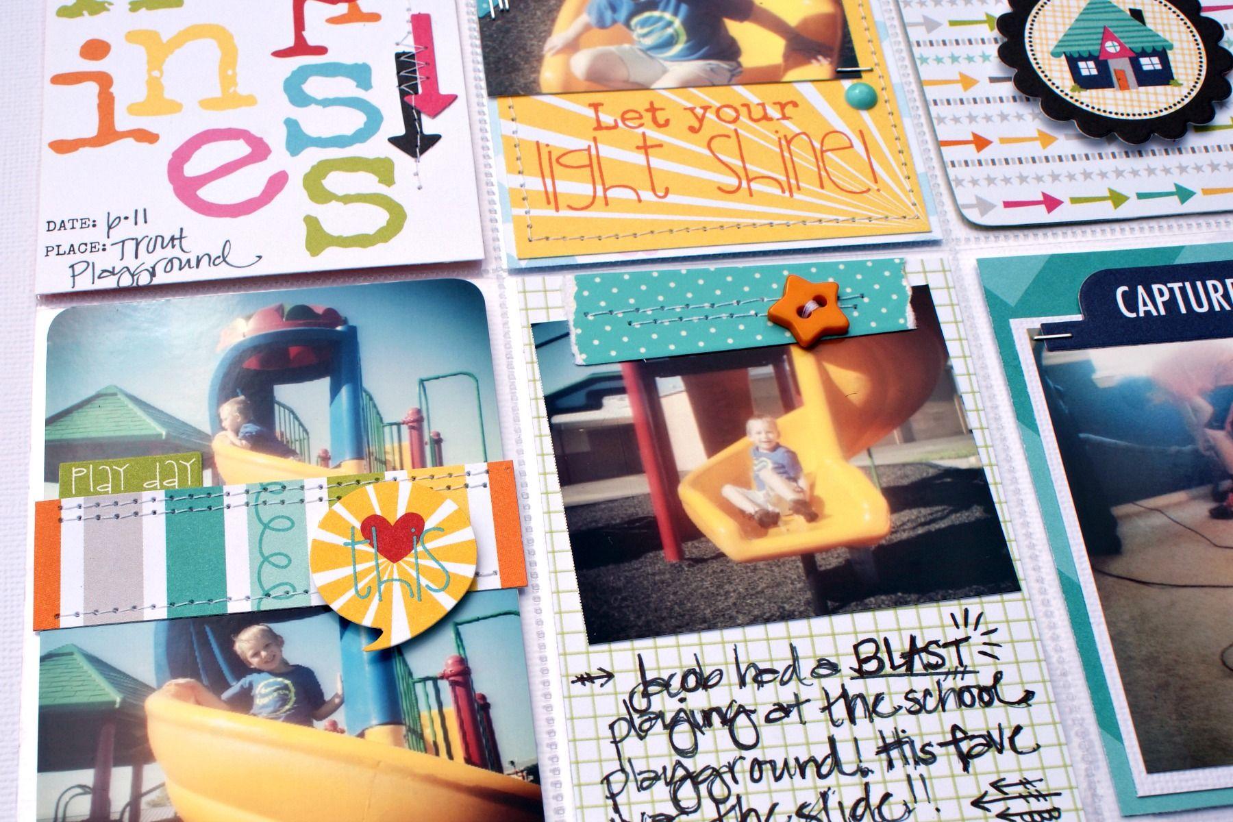 Project Life: June 9-15 *Bella Blvd* - Scrapbook.com