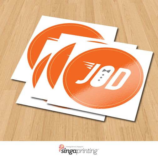 Cheapest custom stickers printing in singapore