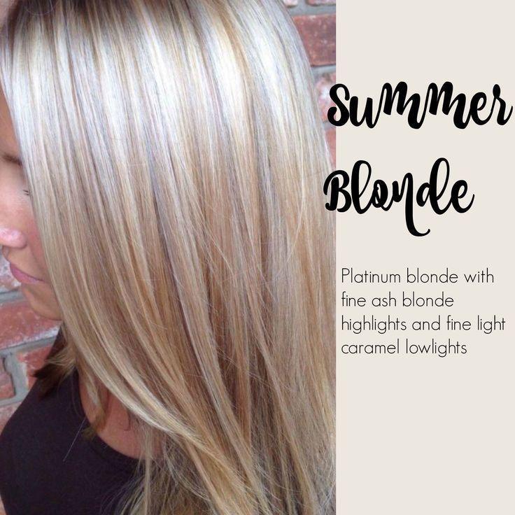Summer Blonde Hair Colors 2018 Holliddays