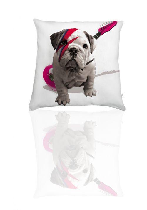 Doggy Stardust Pillow ... more colors available