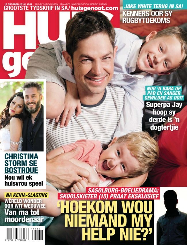 Huisgenoot Afrikaans Magazine - Buy, Subscribe, Download and