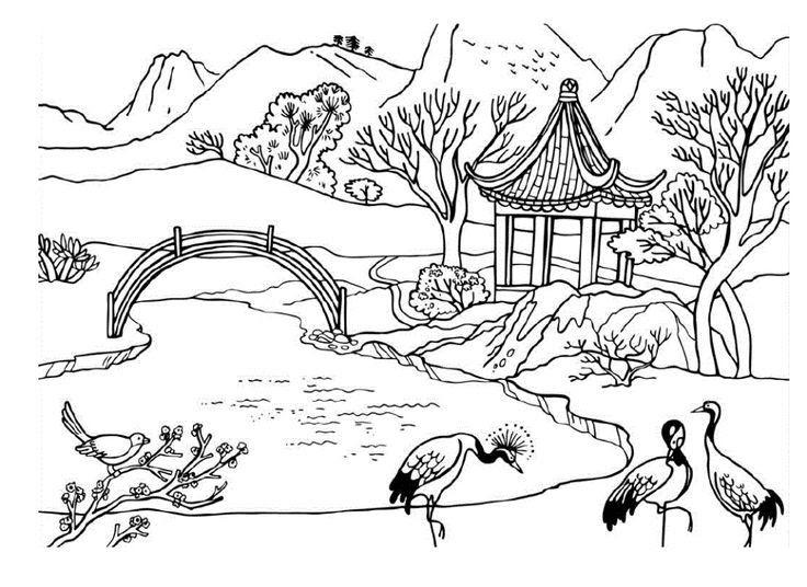 Mewarnai Pemandangan Sungai Mewarnai Pemandangan Sungai Pemandangan Sungaihttp Pemandanganoce Blogspot Com 2017 0 Sketsa Gambar Flora Dan Fauna Buku Mewarnai