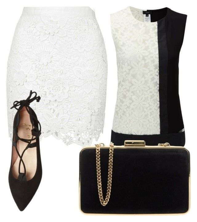 """""""Untitled #413"""" by jaimie-lynn-1 ❤ liked on Polyvore featuring Joseph, French Sole FS/NY and MICHAEL Michael Kors"""