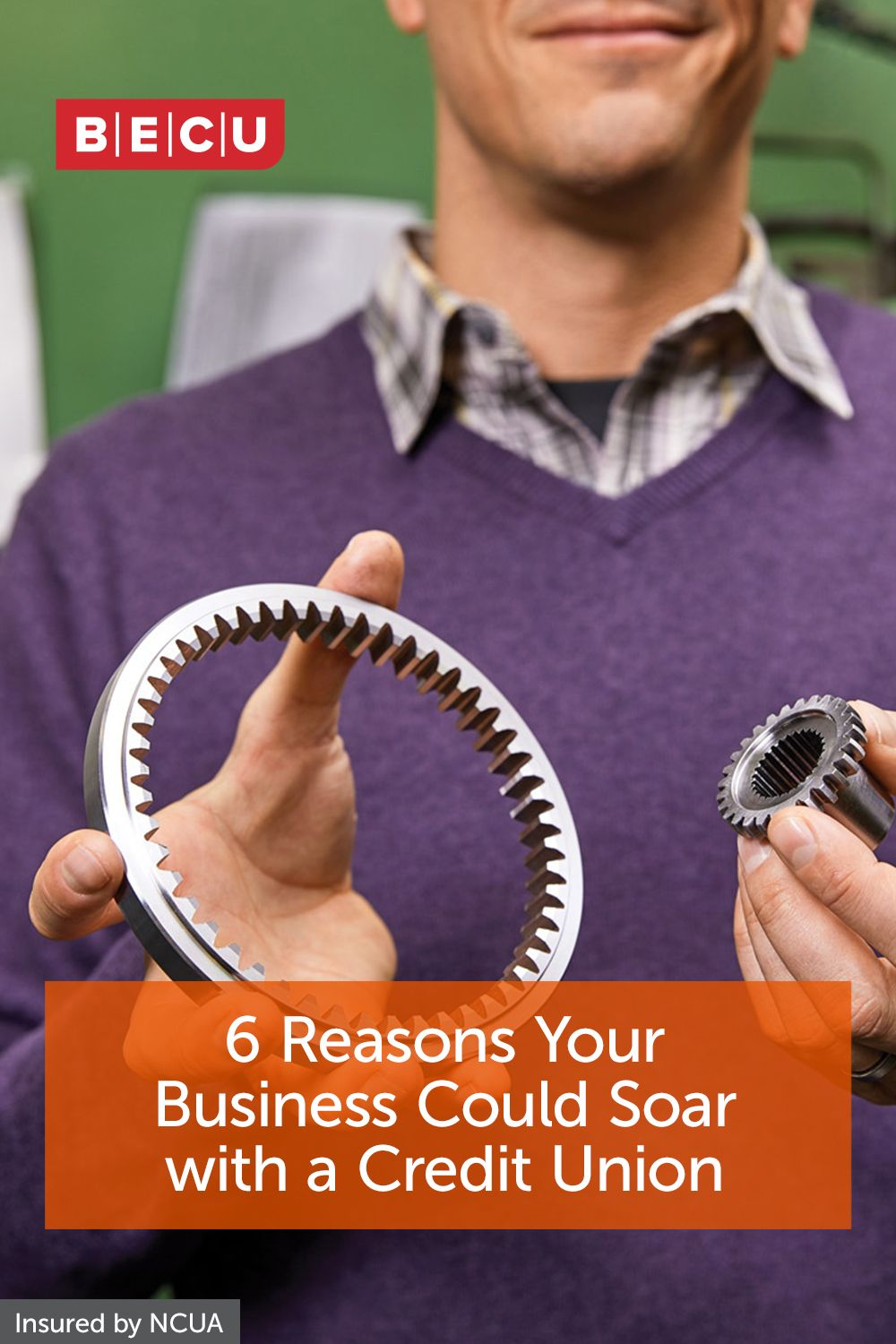 6 reasons your business could soar with a credit union