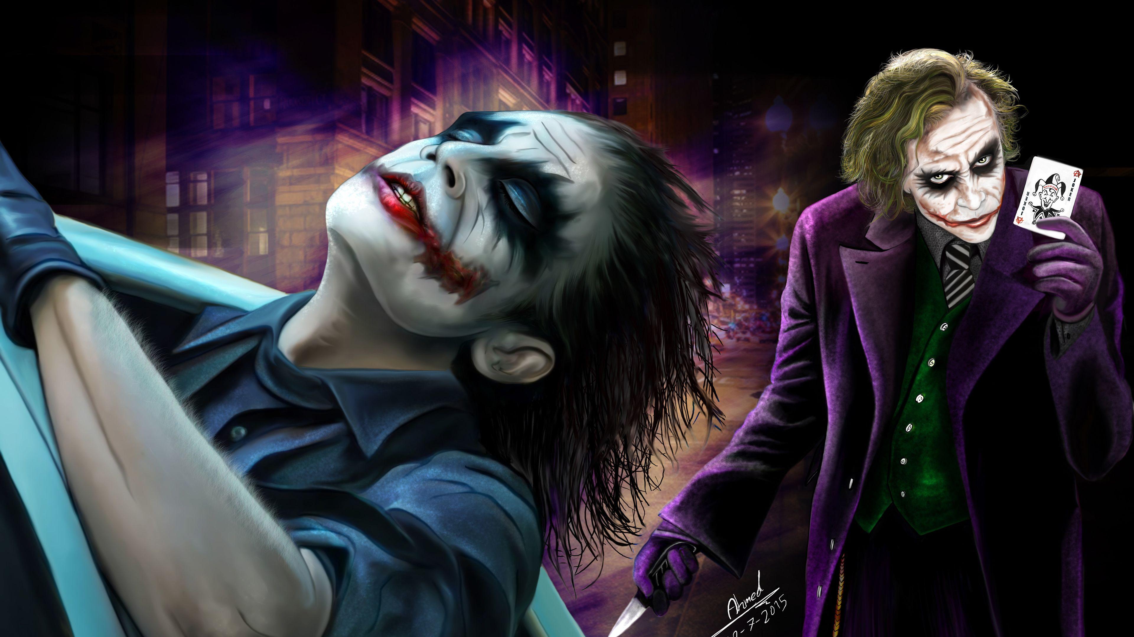 Wallpaper 4k 4k Joker 2019 4k Wallpapers Artwork Wallpapers 3840x2400 Joker Artwork 4k 2019 4k Hd 4k Wall Joker Wallpapers Wallpaper Joker Joker Hd Wallpaper Animated joker wallpaper 4k