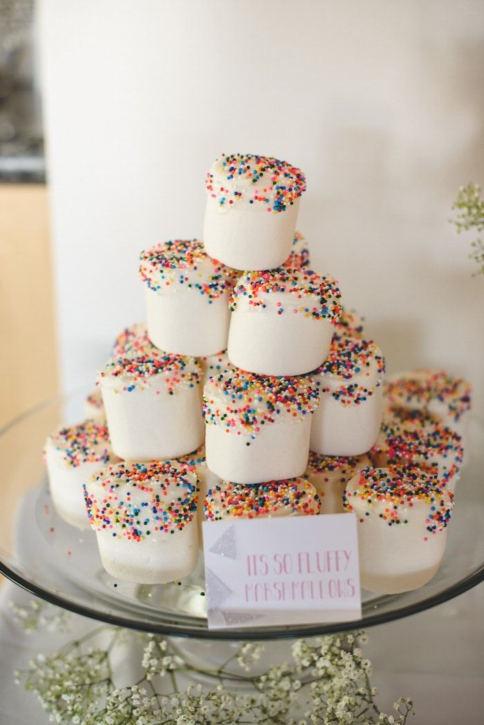 Raindrops Unicorns Themed Baby Shower Party Ideas For Gia